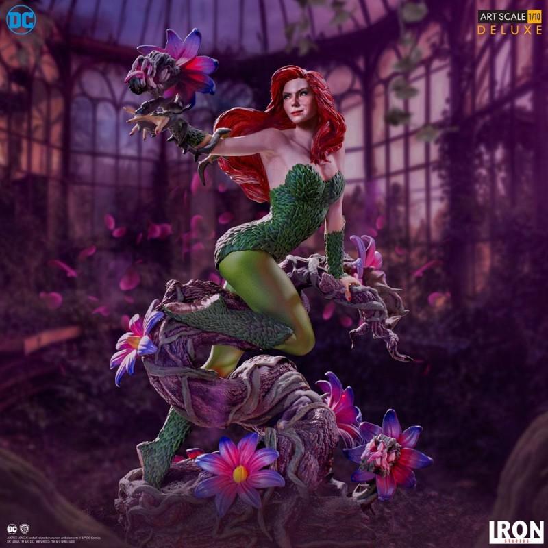 Poison Ivy by Ivan Reis - DC Comics - 1/10 Art Scale Statue