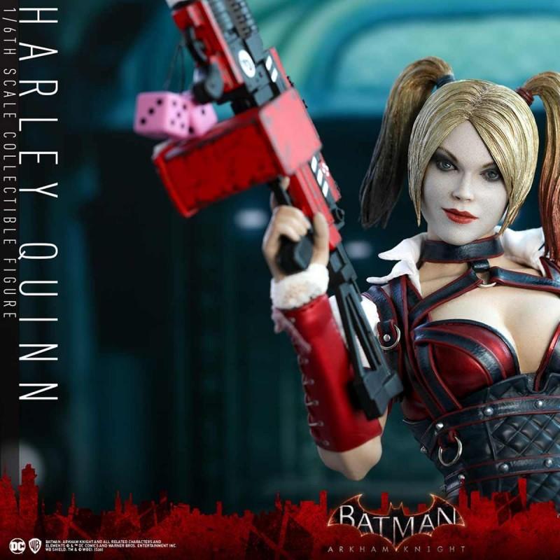 Harley Quinn - Batman Arkham Knight - 1/6 Scale Figur