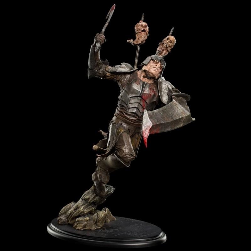Dol Guldur Orc Soldier - Der Hobbit - 1/6 Scale Statue