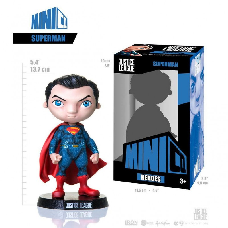 Superman - Justice League - Mini Co.PVC Figur