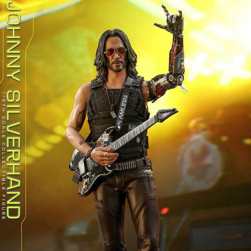 Johnny Silverhand - Cyberpunk 2077 - 1/6 Scale Figur