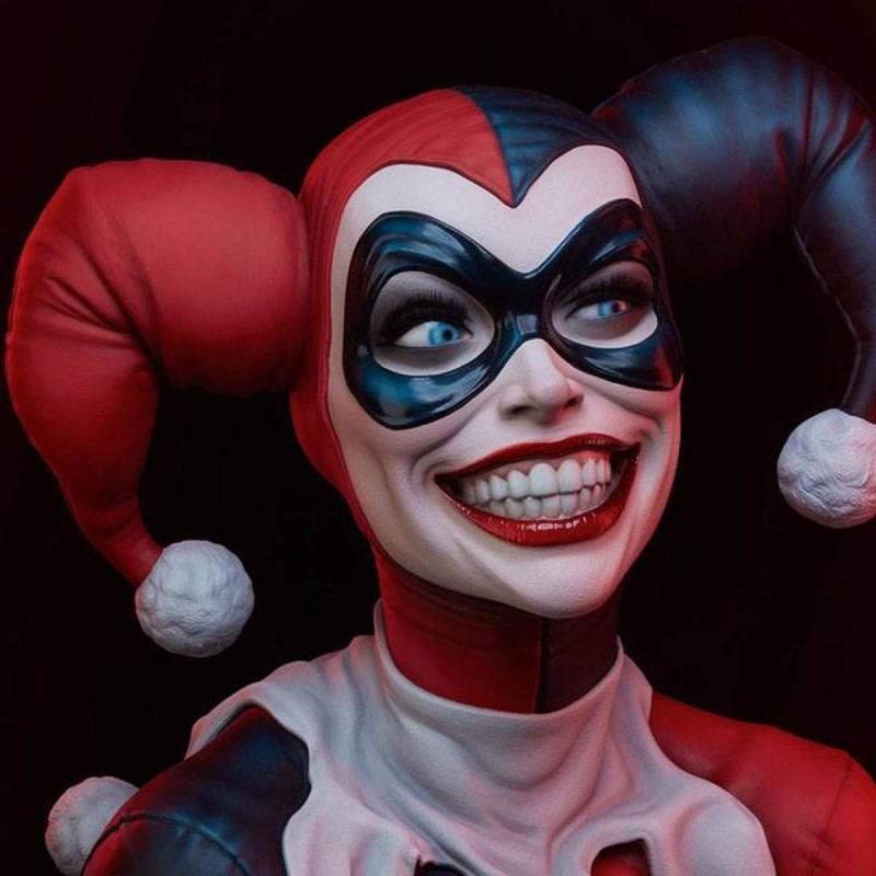 Harley Quinn - DC Comics - Life-Size Büste