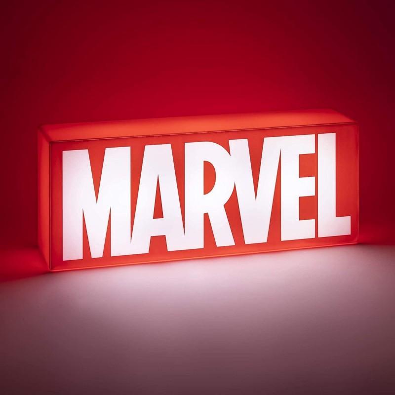 Marvel Logo - Lampe 30cm