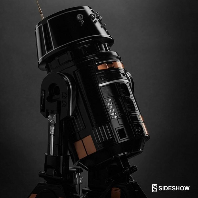 R5-J2 Imperial Astromech Droid - Star Wars - 1/6 Scale Figur