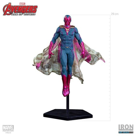 Vision - Avengers Age of Ultron - 1/10 Scale Statue