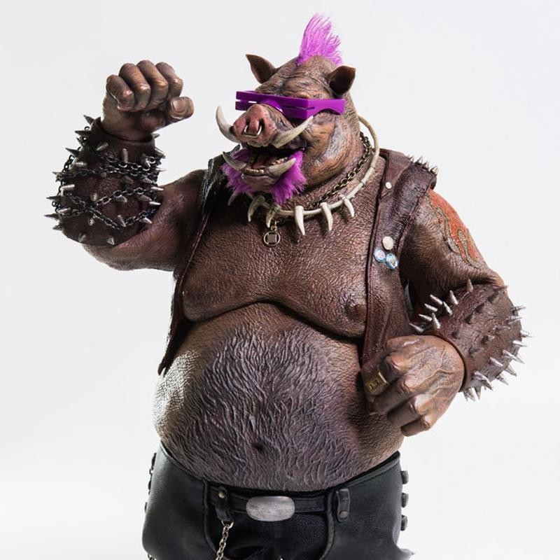 Bebop - TMNT - 1/6 Scale Action Figur