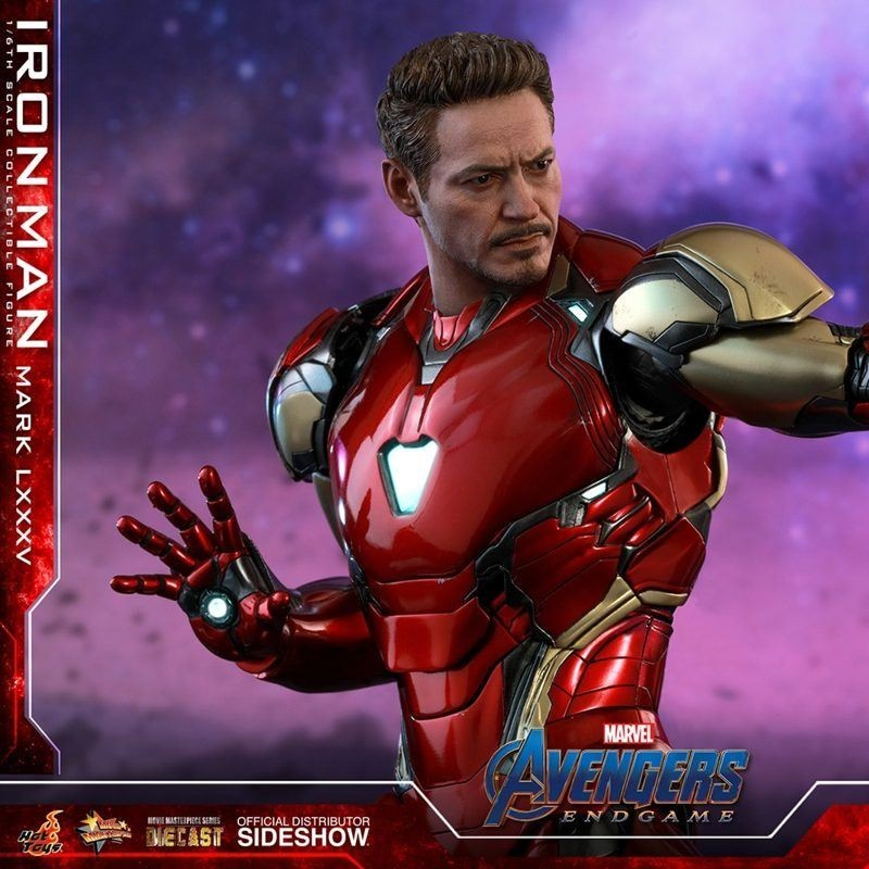 Iron Man MK LXXXV - Avengers: Endgame - Diecast 1/6 Scale Figur