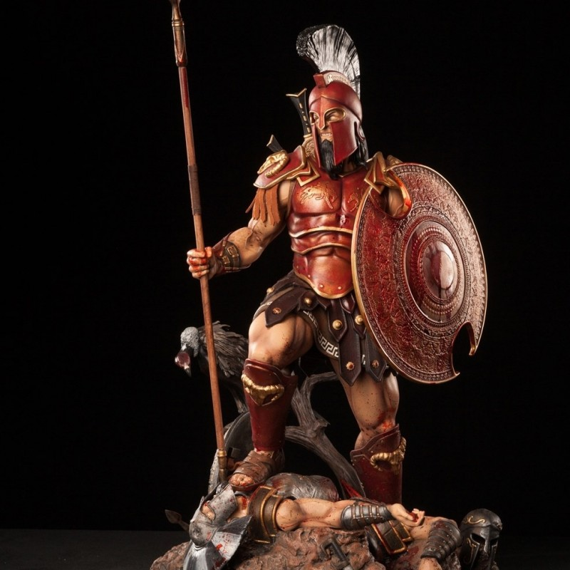 Ares - The God of War - 1/4 Scale Statue