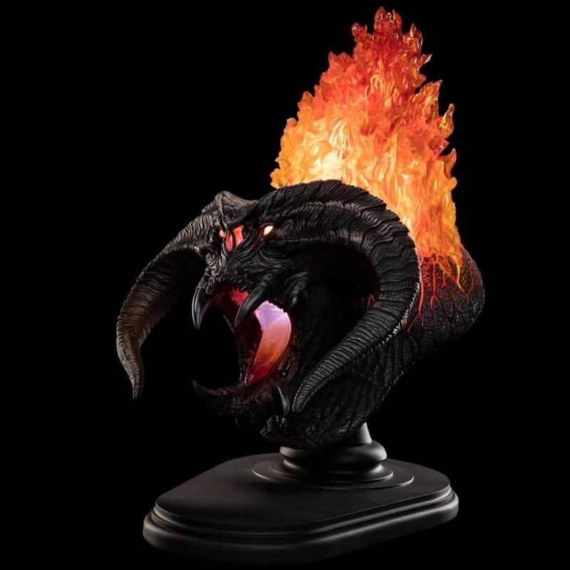 Balrog Flame of Udun - Herr der Ringe - Büste 49cm