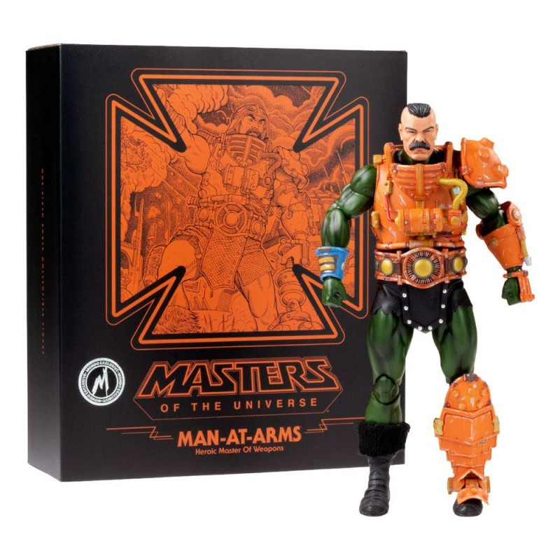 Man At Arms - Masters of the Universe - 1/6 Scale Actionfigur