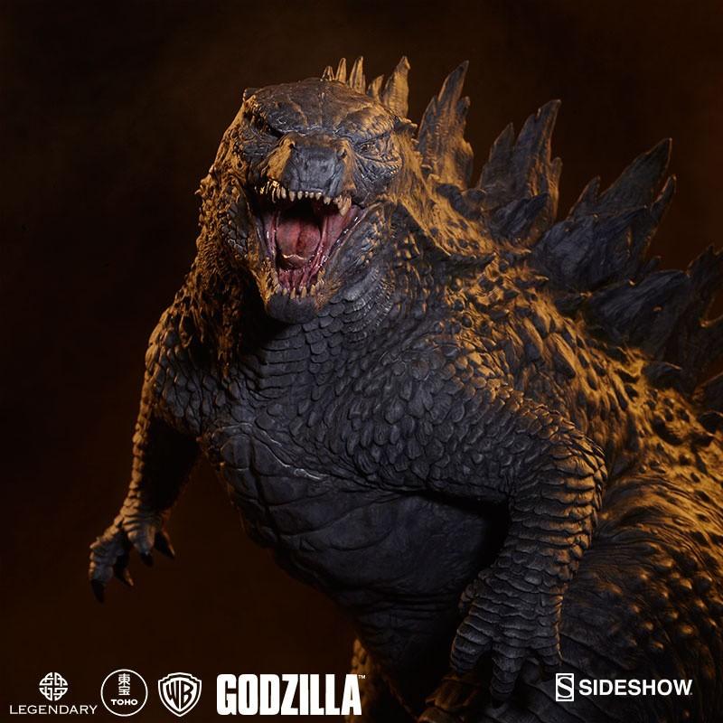 Godzilla - 14 Inch Statue