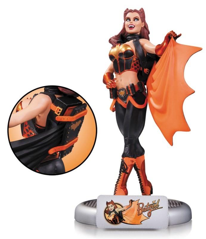 Halloween Batgirl - Bombshells Statue 27cm