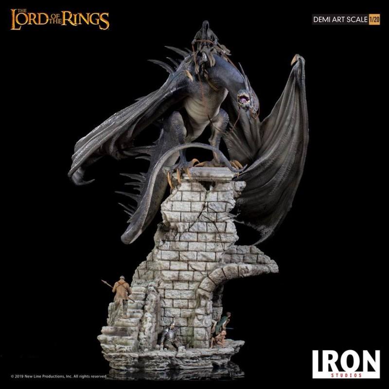 Fell Beast - Herr der Ringe - 1/20 Demi Art Scale Statue