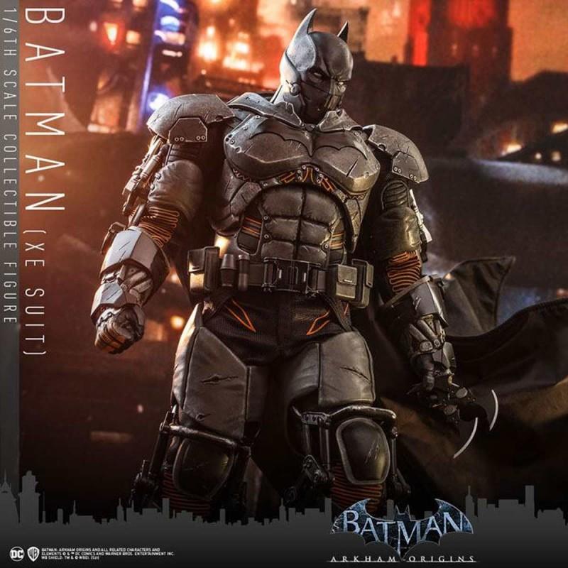 Batman (XE Suit) - Batman Arkham Origins - 1/6 Scale Figur
