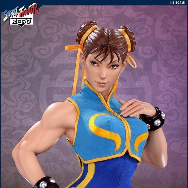 Chun Li Alpha Exclusive - Street Fighter - 1/3 Scale Statue