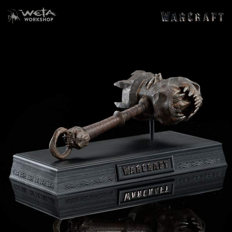 Skullbreaker of Blackhand - Warcraft - 1/6 Replik