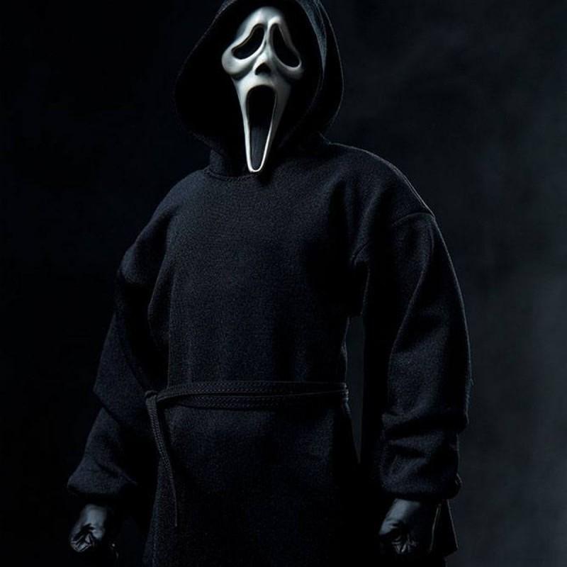 Ghost Face - Ghost Face - 1/6 Scale Figur