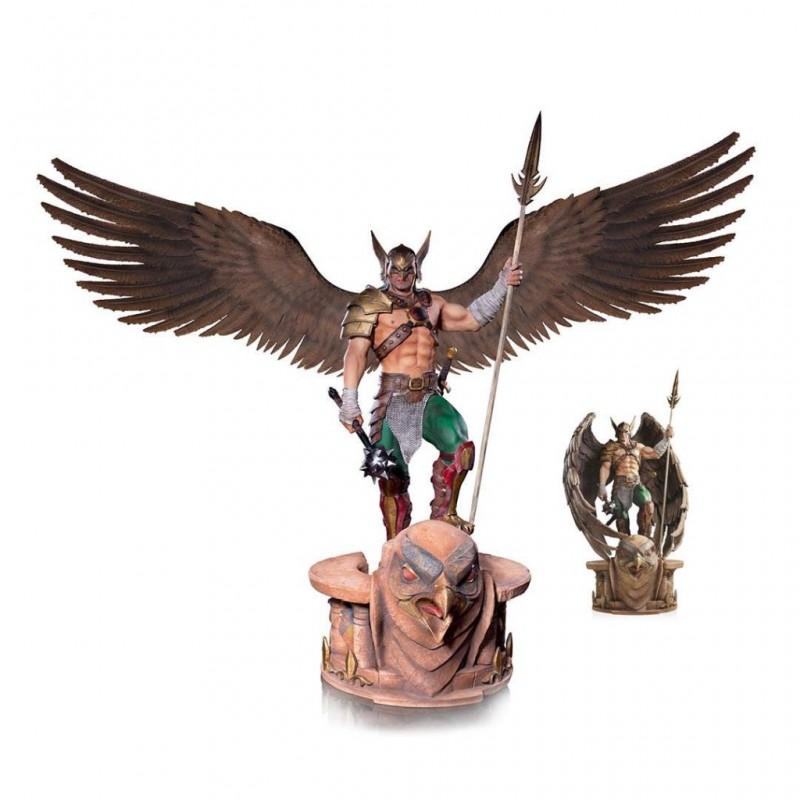 Hawkman Open & Closed Wings Version - DC Comics - 1/3 Prime Scale Statue