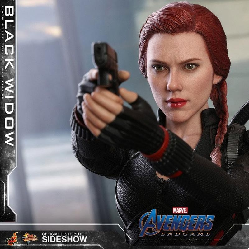 Black Widow - Avengers: Endgame - 1/6 Scale Figur