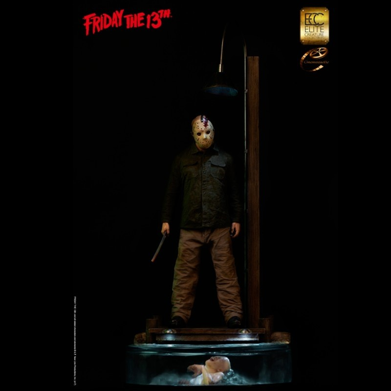 Jason Voorhees Dark Reflection - Friday the 13th - 1/3 Scale Maquette