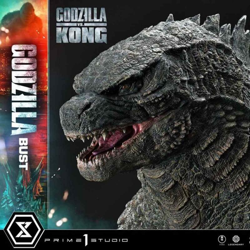 Godzilla (Bonus Version) - Godzilla vs Kong - Polystone Büste