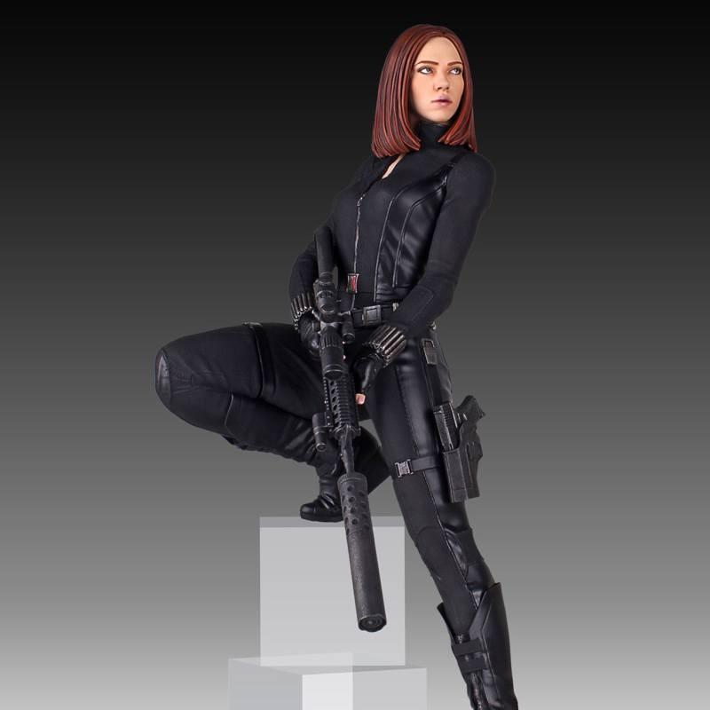 Black Widow - Avengers - 1/4 Scale Statue
