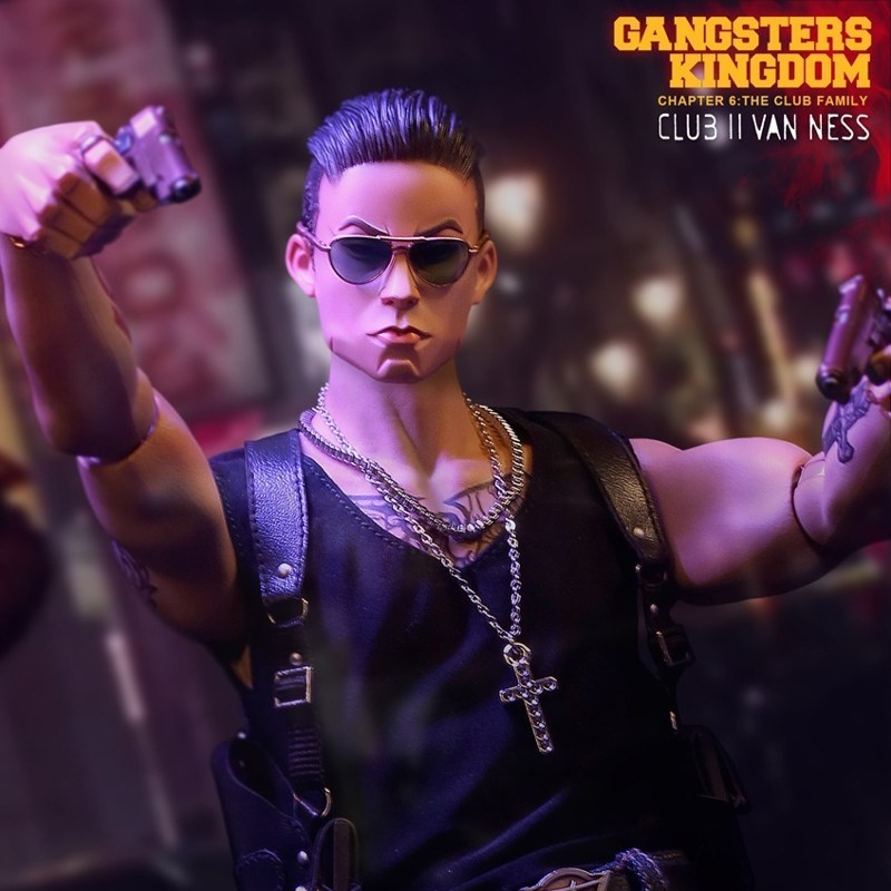 Club 2 Van Ness - Gangster's Kingdom - 1/6 Scale Actionfigur