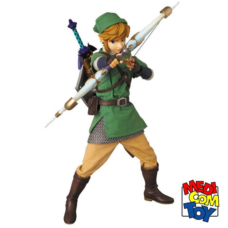 Link - The Legend of Zelda Skyward Sword - 1/6 Scale RAH Figur