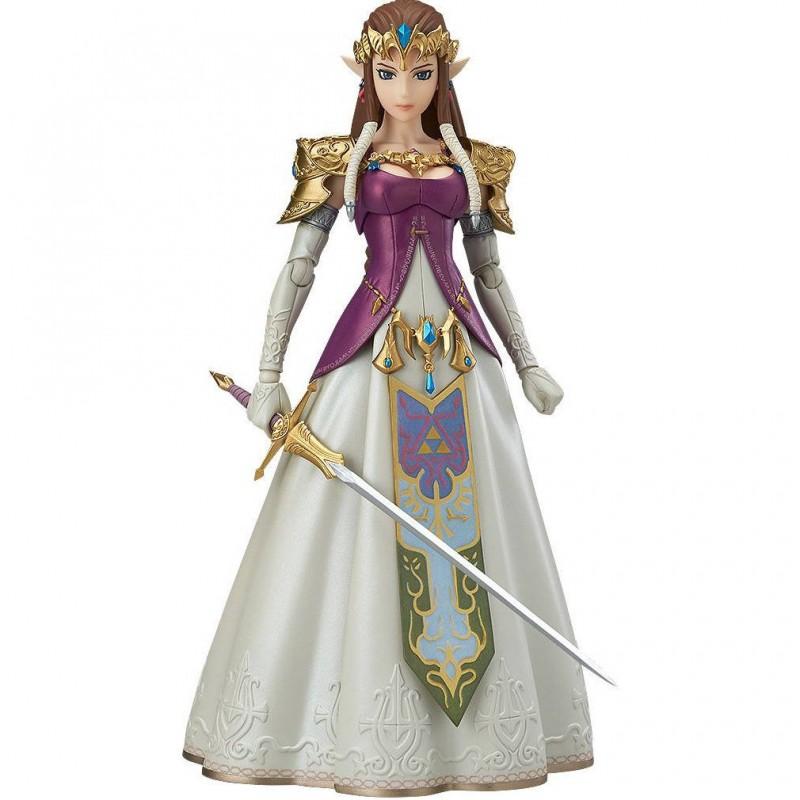 Princess - The Legend of Zelda Twilight Princess - Figma Actionfigur