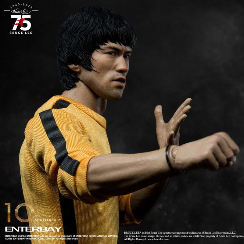 Bruce Lee 75th Anniversary - 1/6 Scale Figur