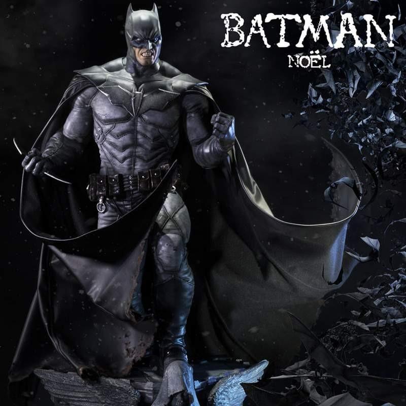 Batman Noel - Batman Arkham Origins - 1/3 Scale Statue