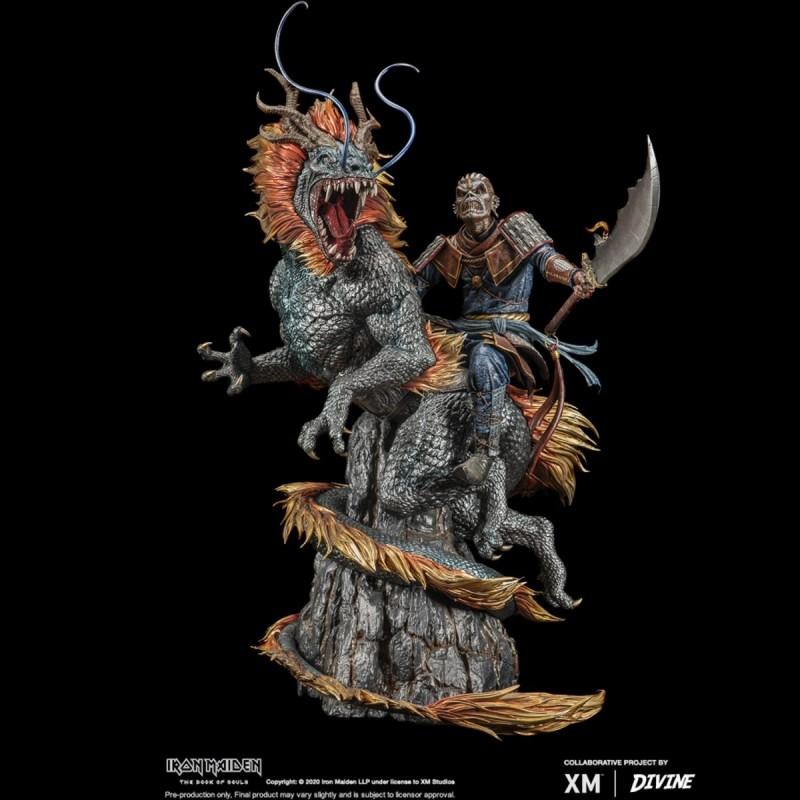 Eddie - Iron Maiden - 1/4 Scale Premium Statue