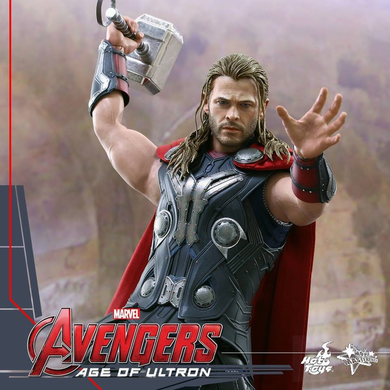 Thor - Age of Ultron - 1/6 Scale Figur