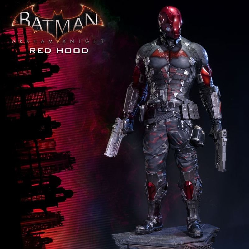 Red Hood - Arkham Knight - 1/3 Scale Statue