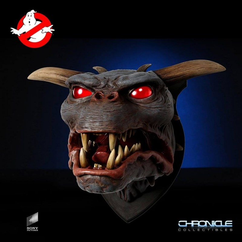 Terror Dog - Ghostbusters - 1/1 Scale Wall Mount Bust