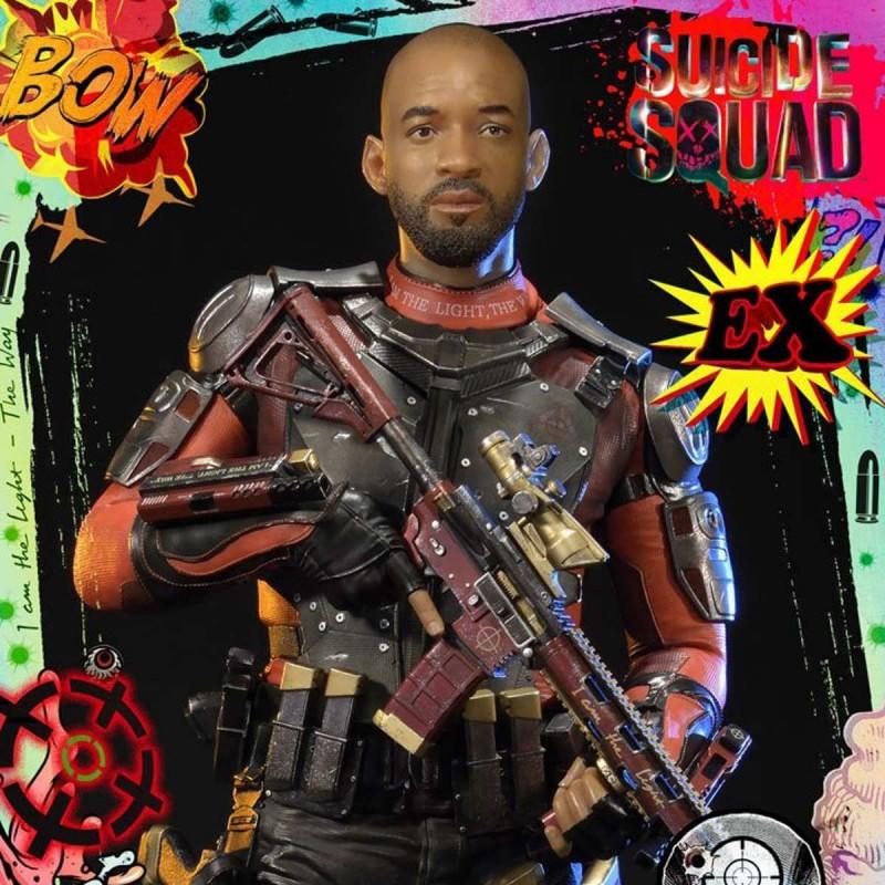 Deadshot Exclusive - Suicide Squad - 1/3 Scale Statue