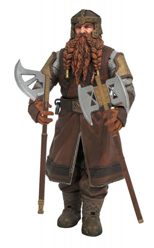 Gimli - Herr der Ringe - Actionfigur 18cm