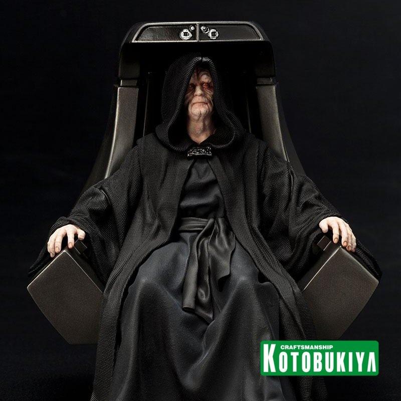 Emperor Palpatine - Star Wars - ARTFX+ Statue