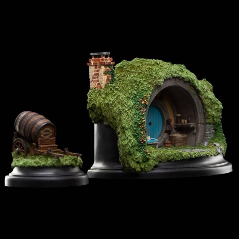 2A Hill Lane - Der Hobbit - Polystone Statue