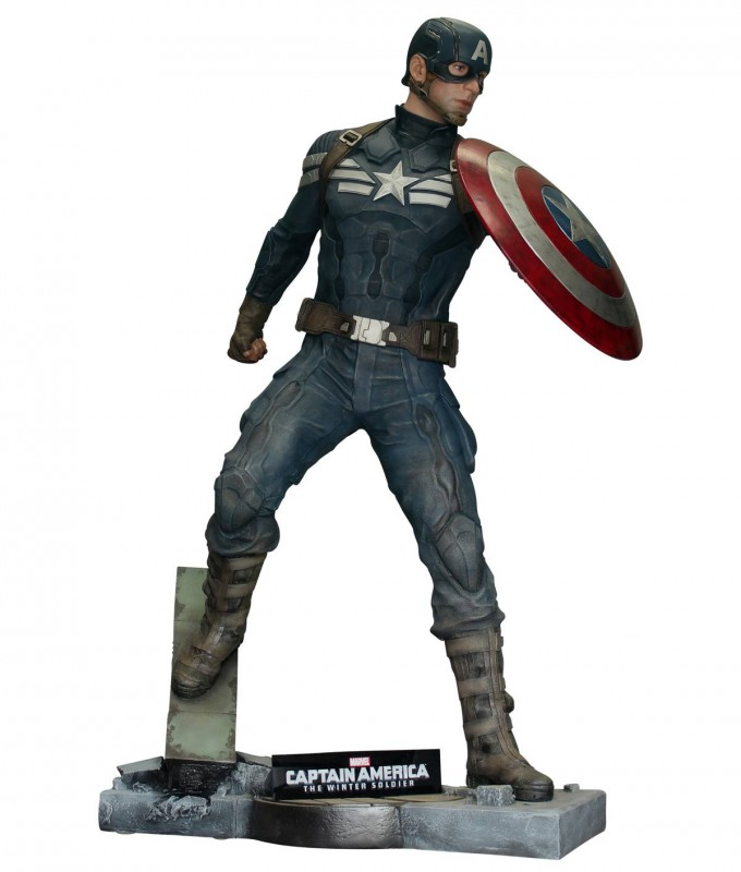 Captain America - The Winter Soldier - Life-Size Statue