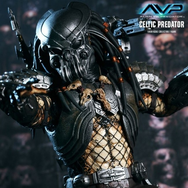 Celtic Predator - AVP - 1/6 Scale Action Figur