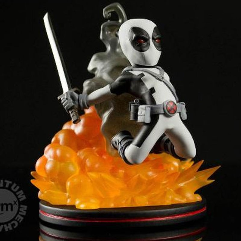 Deadpool X-Force - Marvel Comics Q-Figur 15cm