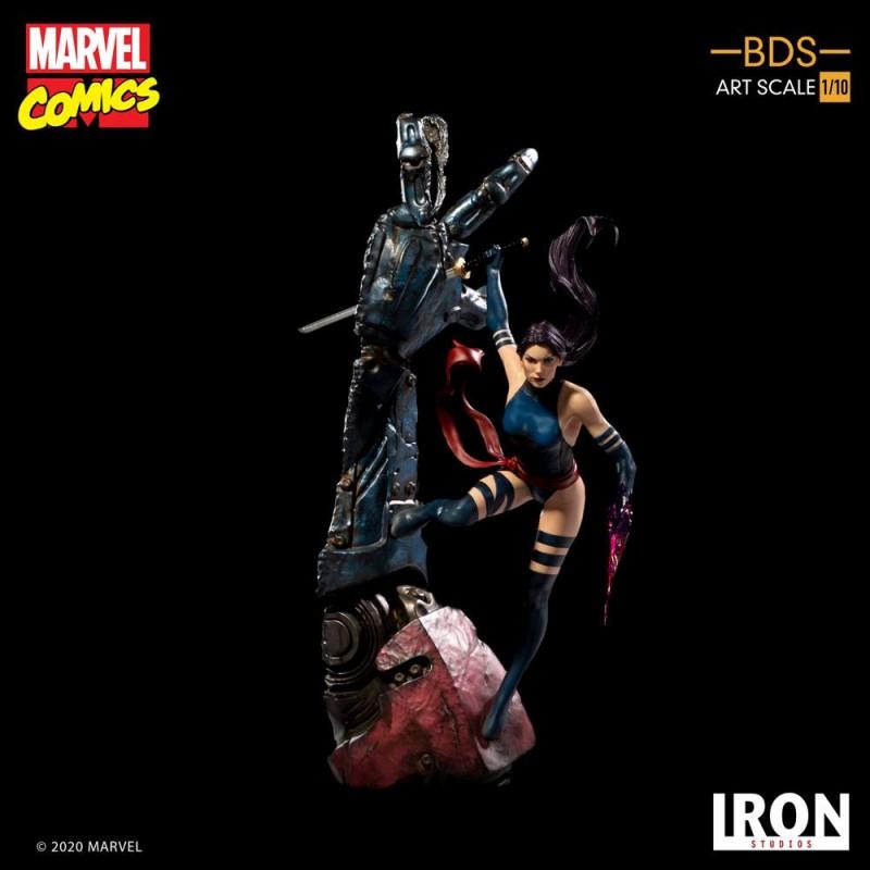 Psylocke - Marvel Comics - 1/10 BDS Art Scale Statue
