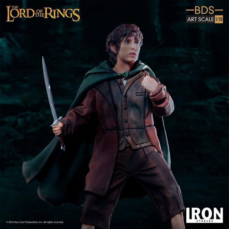 Frodo - Herr der Ringe - BDS Art Scale 1/10 Statue