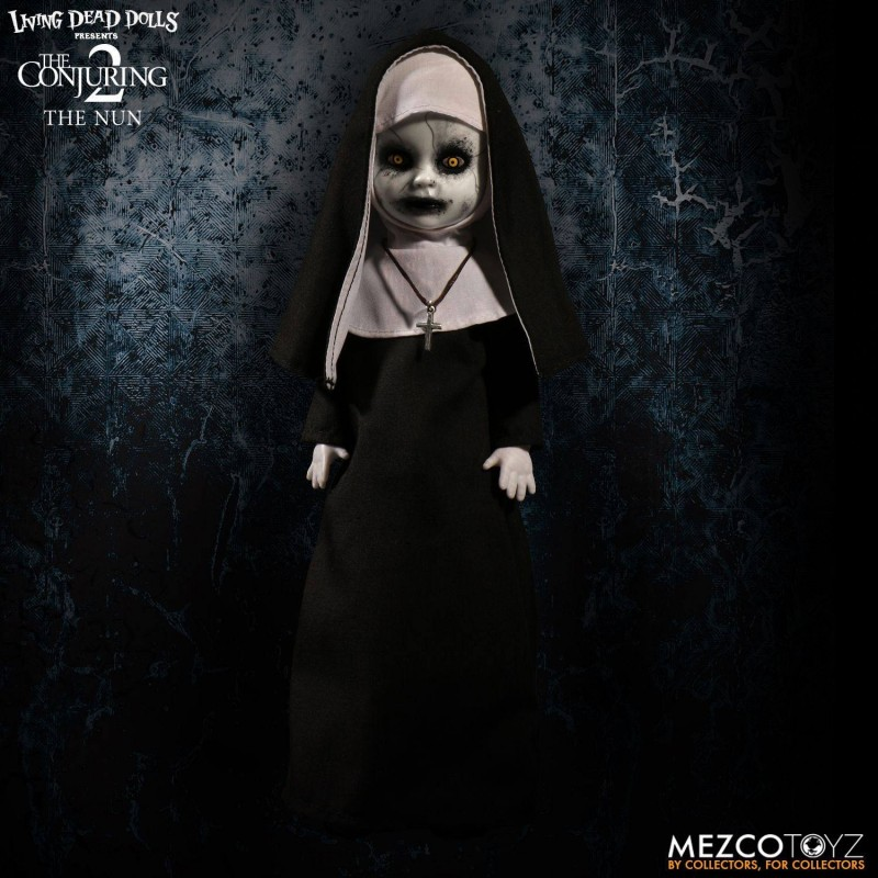 The Nun - Conjuring 2 - Living Dead Dolls Puppe 25cm