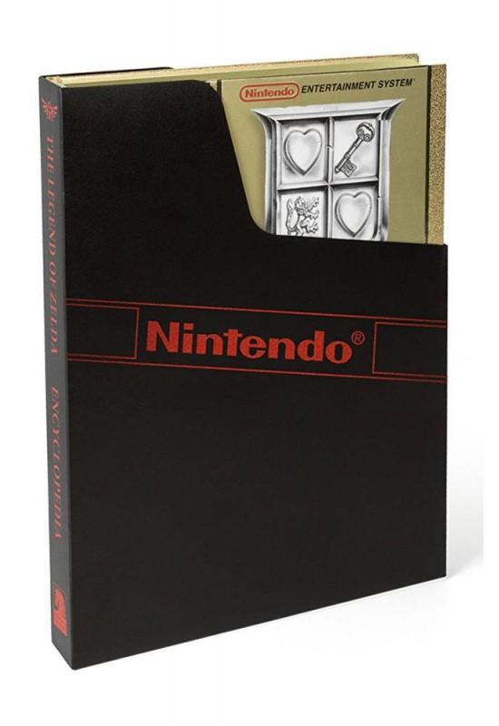 The Legend of Zelda Enzyklopädie Deluxe Edition Hardcover *Englische Version*