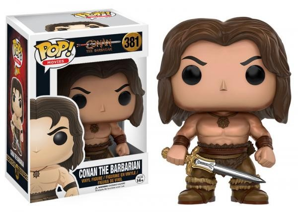 Conan - Conan der Barbar- Movies POP! Vinyl Figur