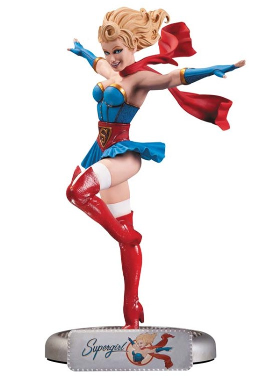 Supergirl - Bombshells Statue 27cm