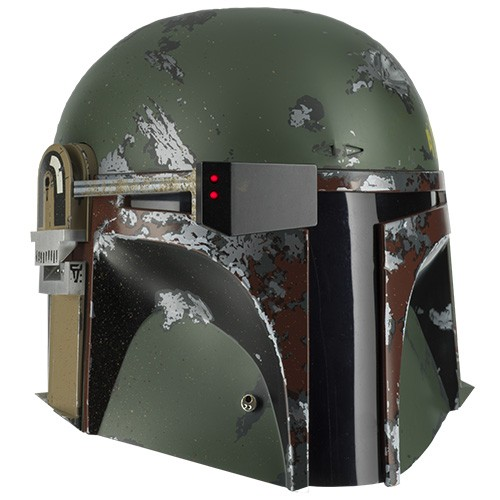 Boba Fett Helm - Star Wars: The Empire Strikes Back - 1/1 Replik