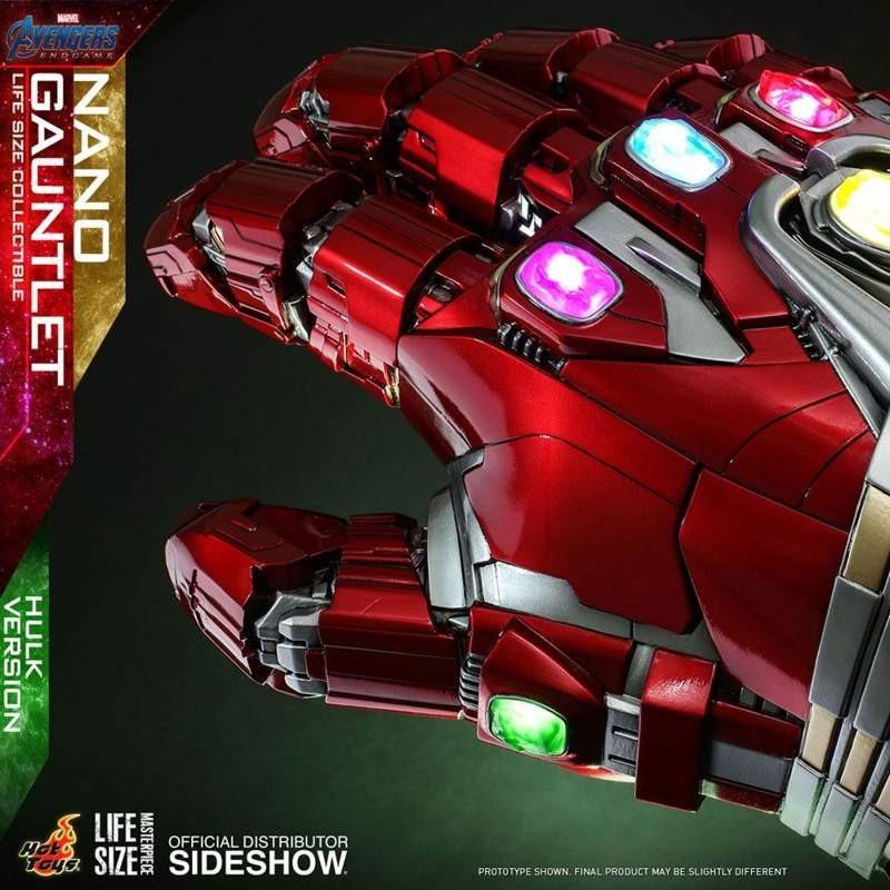 Nano Gauntlet (Hulk Version) - Avengers: Endgame - Life-Size Replik